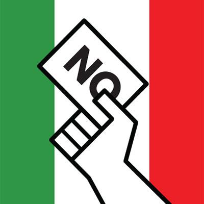 Referendum, Segni: